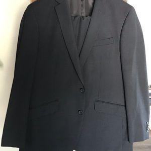 Black Kenneth Cole Reaction Suit